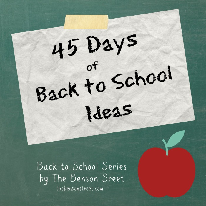 45-Days-of-Back-to-School-Ideas