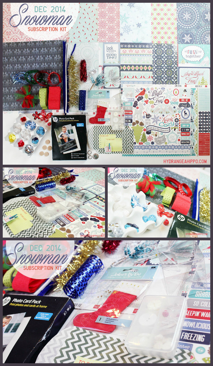 DEC-2014-SNOWMAN-Monthkly-Kit-Club-by-hydrangeahippo-COLLAGE-700x1200